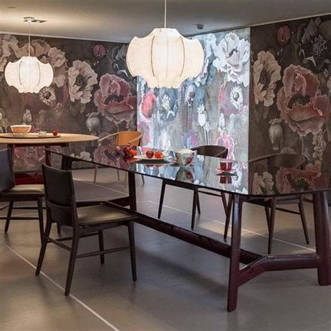 wall deco wallcovering pavot
