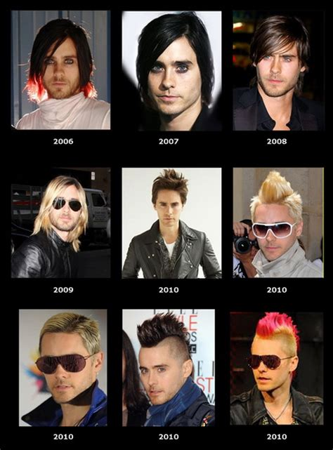 hairstyles through the years hairstyles over the years