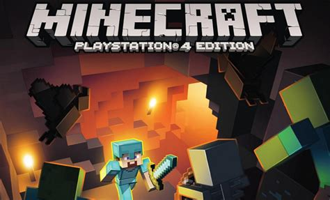 cant download full version of minecraft on ps4 minecraft ps4 edition release date surprises by arriving