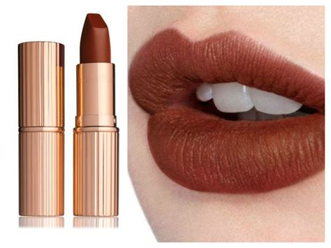 Brown Lipstick Shades | five brown lipstick shades that work perfectly with pale