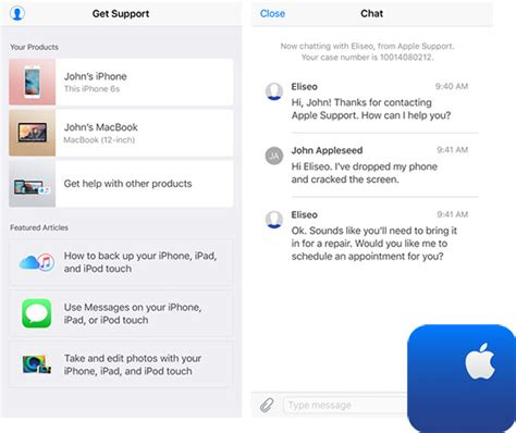 apple application support apple support app now available in 22 countries