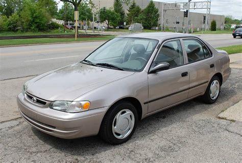 2000 Toyota Corolla Ce 2000 Toyota Corolla Ce Sedan 4d Only 56k
