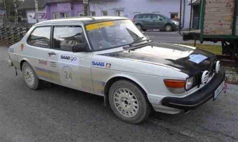 Rally Auto Zulassung by Saab Gebrauchtwagen Alle Saab 90 Rallyfahrzeug G 252 Nstig