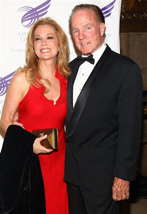 kathie lee gifford death kathie lee gifford posts about loss one year after husband