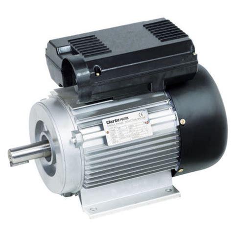 Single Phase 3hp Electric Motor Rs 6500 Unit Mototech