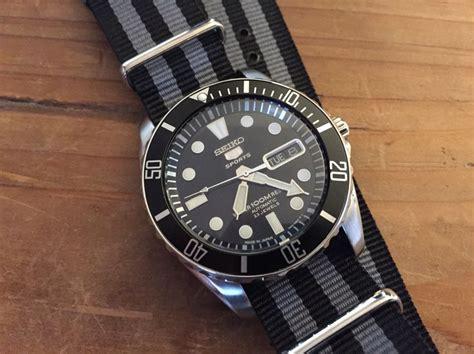 Seiko Snzf17 seiko snzf17 snzf17j1 mod by yobokies watches