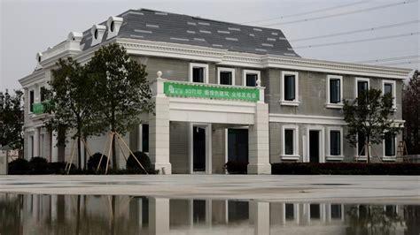 Haus 3d Drucker by Luxus Villa In China Aus Dem 3d Drucker Welt