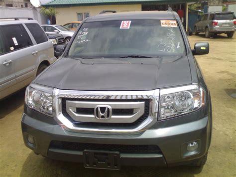 model honda pilot exl price nm  autos nigeria