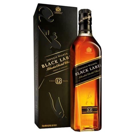 Johnie Walker Black Label johnnie walker black label 12 year drink up essex