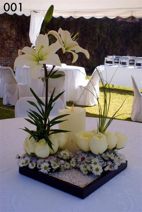 centros de mesa sencillos para boda centro de mesa para boda xv aos bautizo etc centro de mesa
