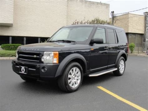 find used 2005 land rover lr3 se 3rd row seat just