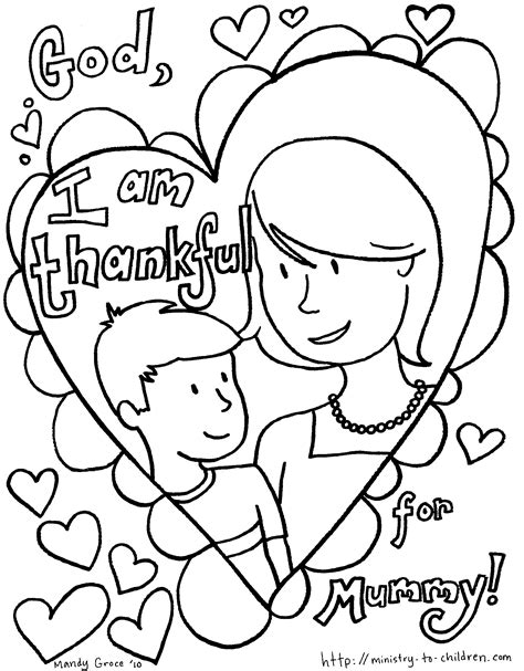 mothers day coloring pages s day coloring pages