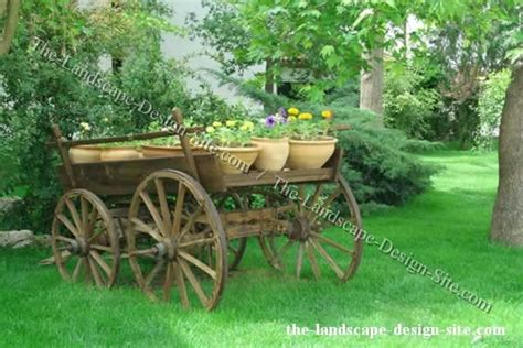 rustic backyard designs pin by connie sadowinski on buggies carriages carts sleighs wagons