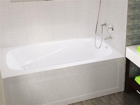 60 x 30 acrylic bathtub skirted bath phoenix pa6030r1 acrylic right drain 60 quot x 30