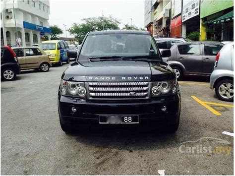 how to sell used cars 2006 land rover discovery seat position control land rover range rover sport 2006 sport 2 7 in sabah automatic suv black for rm 160 000