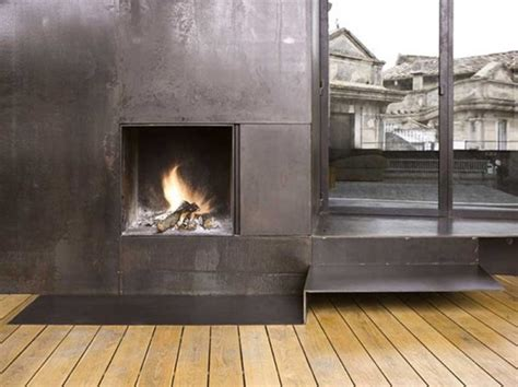 rustic european fireplace iron a guys room masculine