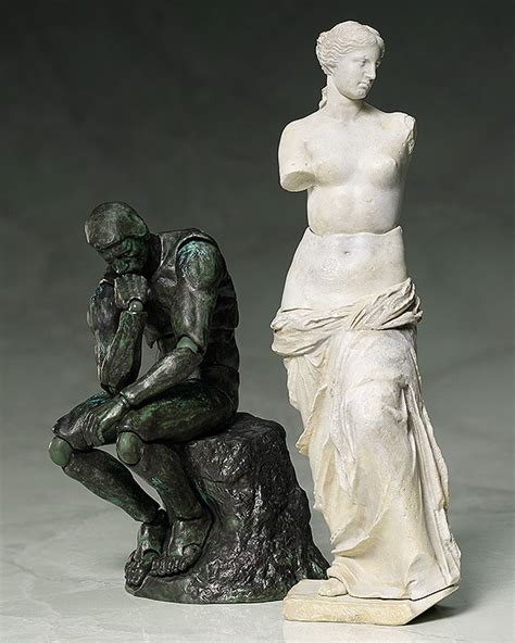 michelangelo s david sculpture action figure gadgetsin figma venus de milo collectiondx