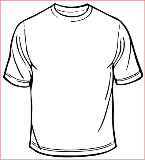 empty t shirt template blank tshirt template t shirt template 17 png