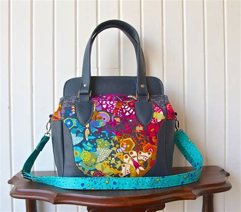 Handmade Purse Ideas - emmaline bags sewing patterns and purse supplies