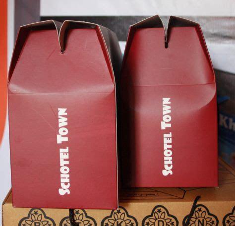 Paper Bag Box Nasi Batik kardus makanan jagoan bikin packaging box perusahaan