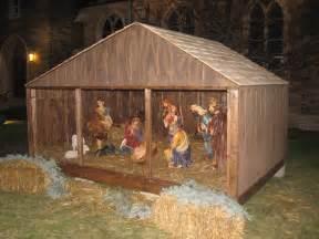 st benedict s blog parish nativity scene
