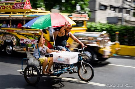 philippine pedicab transportation in philippines tourists should know