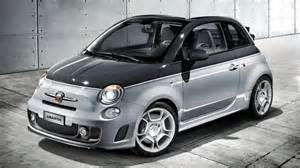 Fiat 500 Convertible Abarth Abarth Fiat 500c Convertible Autotribute