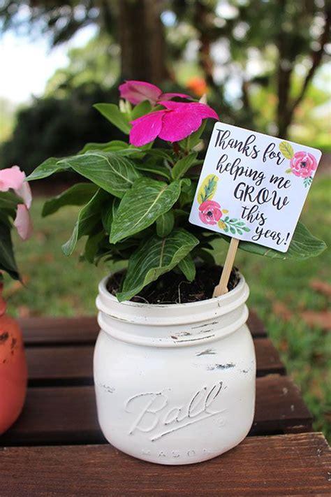 helping  grow teacher gift teacher gifts