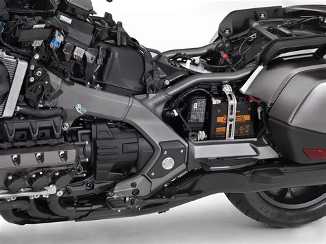 New Honda Goldwing by New Honda Gold Wing Unveiled Mcn