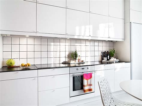 contemporary white kitchen designs 25 modern small kitchen design ideas