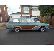 MK 1 Cortina Woody Estate 1966 Airflow