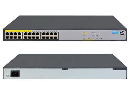 Hpe 1420 24g Poe 124w Jh019a Switch 24 Port Gigabit 12 Port Poe hp gigabit switch sct systems co ltd thailand