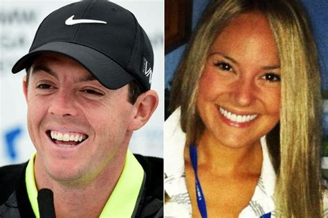 rory mcilroy engaged to girlfriend erica stoll golf ace rory mcilroy tells all about his happiness with
