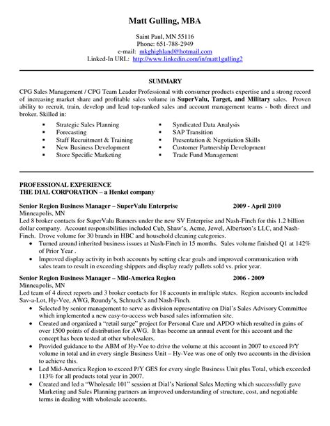 Sales Team Leader Sle Resume by Linkedin Resume Tips Free Excel Templates