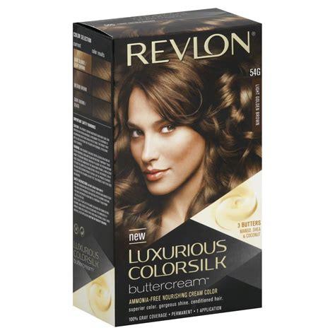 revlon luxurious colorsilk buttercream hair color dark revlon luxurious colorsilk buttercream permanent color