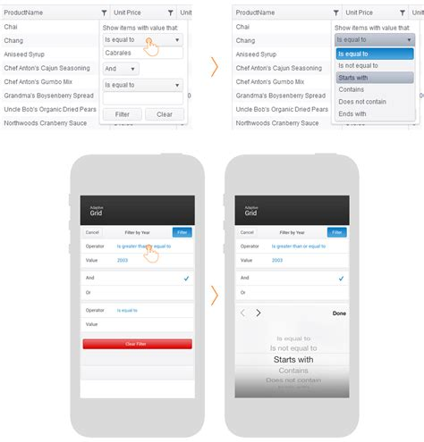 filename pattern ui building an adaptive grid and scheduler for kendo ui
