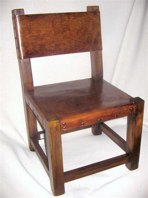 Small Wood Chair by 302 Found