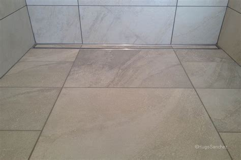 Tile In Shower Drain by Shower Drains C 233 Ramiques Hugo Inc