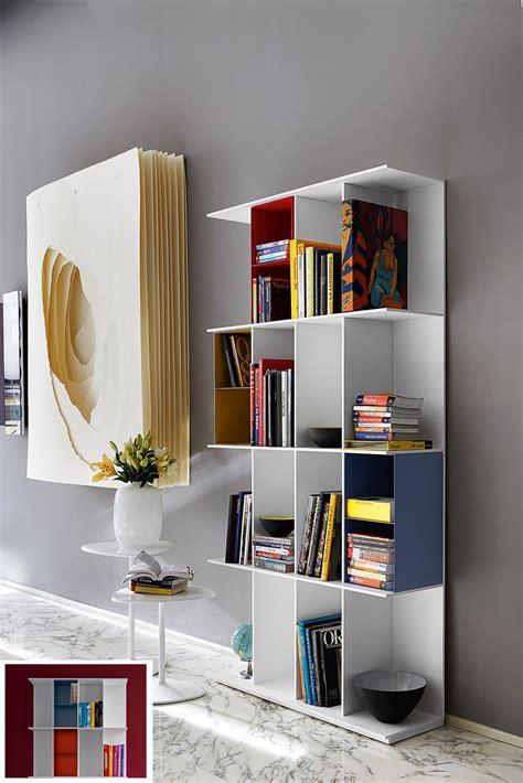 librerie calligaris librerie grande o piccola cose di casa