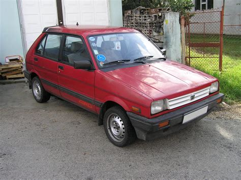 subaru justy lifted subaru justy lifted image 57