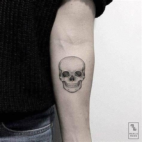 minimalist tattoo perth 60 black and grey skull tattoos skulls pinterest tattoo
