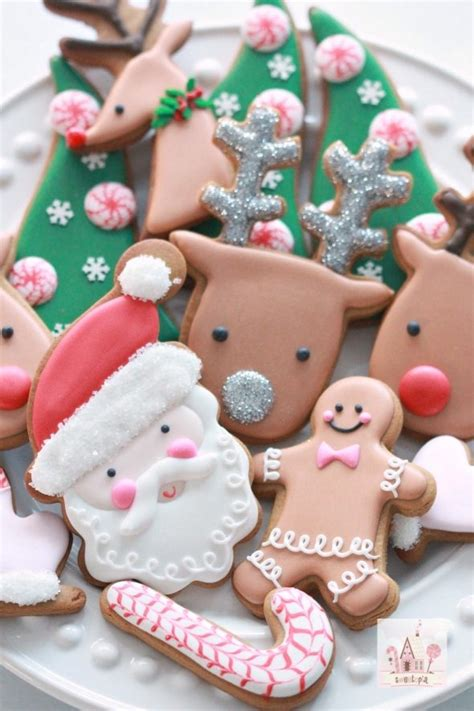 how to decorate cookies simple designs