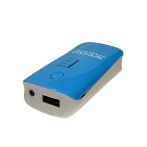 Power Bank Mx bateria portatil power bank 5600mah necnon pw02e usb colores dd tech
