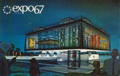 pavillon du québec expo 67 postcards collectible to sell images cartes postales