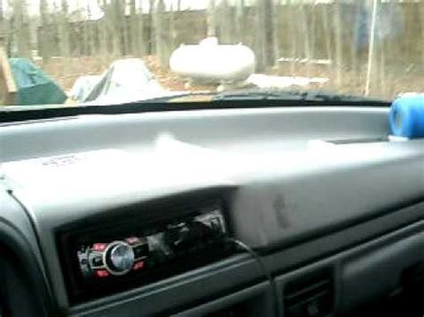 1994 ford f150 sound system youtube