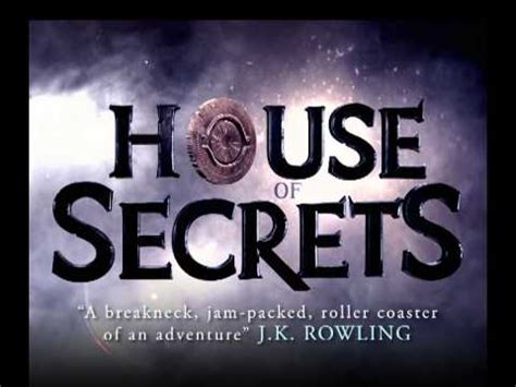 the house of secrets book house of secrets by chris columbus and ned vizzini youtube