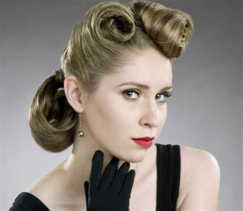 what were the hairstyles in the 50 s hairstyles that defined the best of the 1950s