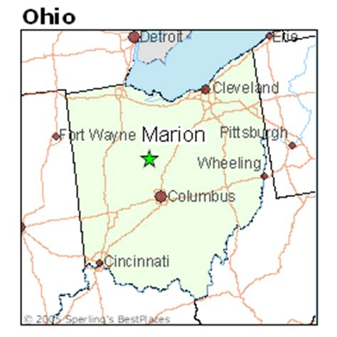 houses for rent in marion county ohio best places to live in marion ohio