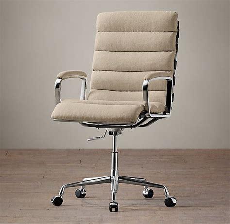 rh desk chair best 25 upholstered desk chair ideas on