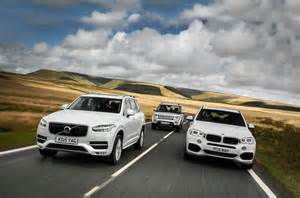 Volvo Xc90 Comparison Volvo Xc90 Versus Bmw X5 And Land Rover Discovery